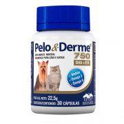 PELO E DERME 750 mg COM 30 COMPRIMIDOS