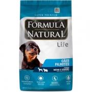 Ração Adimax Formula Natural Filhote Raças Médias/Grandes 15 kg