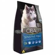 RAÇÃO FARMINA CIBAU SENSITIVE FISH MEDIUM MAXI 12KG