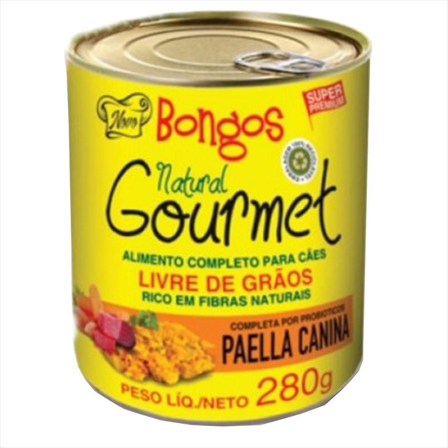 ALIMENTO ÚMIDO BONGOS PAELLA CANINA 280 g