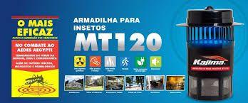 ARMADILHA PARA INSETOS MT120 KAJIMA 127V