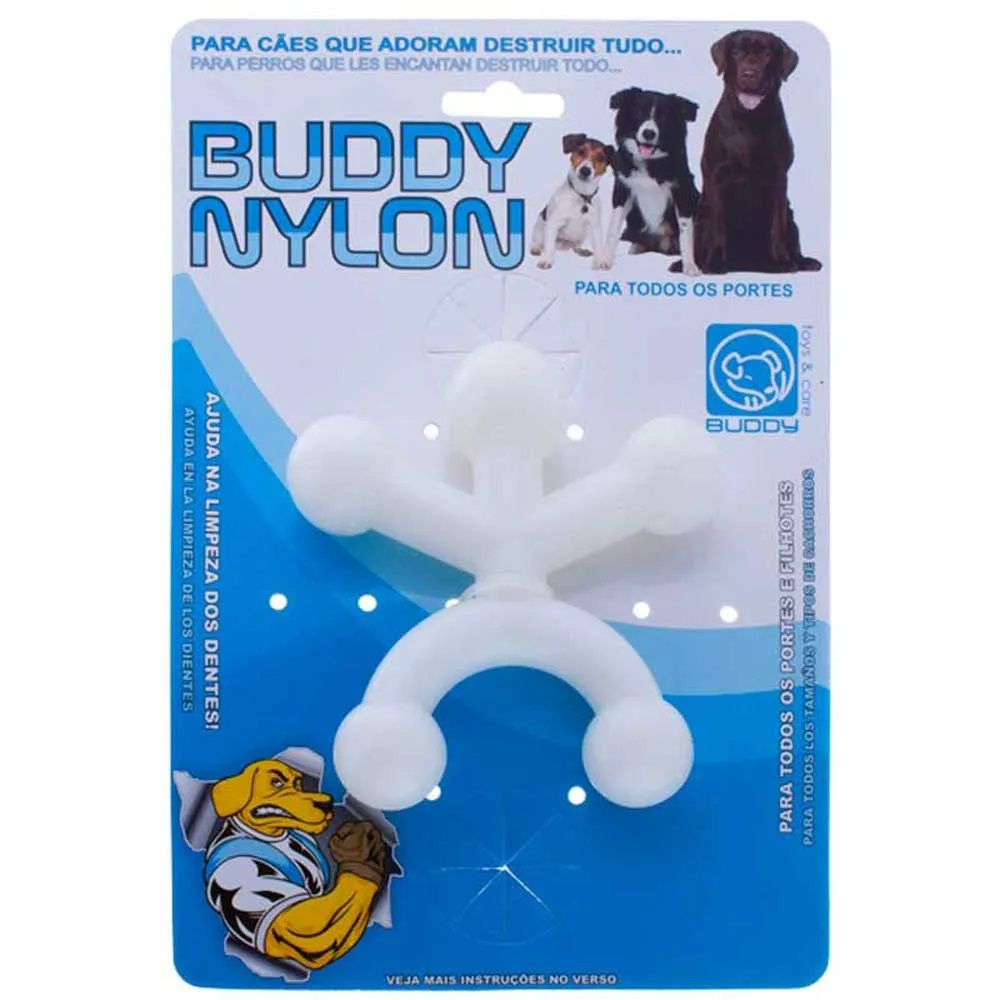 BONECO NYLON BUDDY TOYS