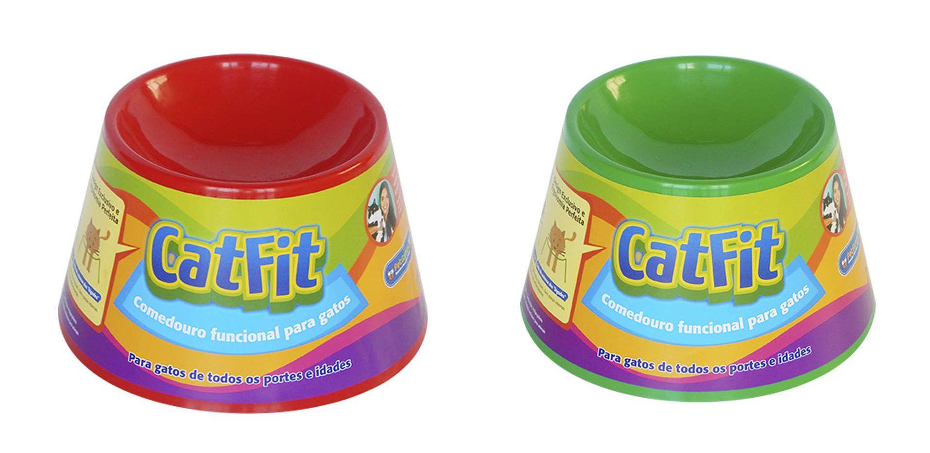 Comedouro Cat Fit Pet Games