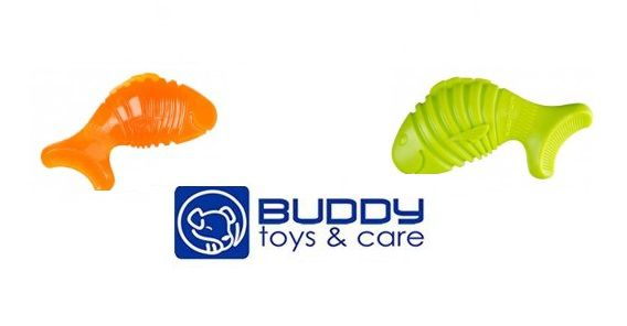PEIXE BUDDY TOYS
