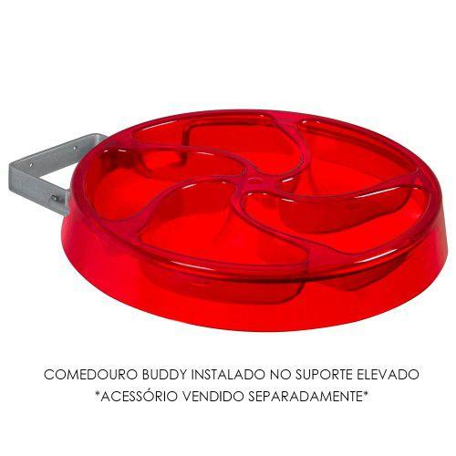 SUPORTE ELEVADO COMEDOURO BUDDY TOYS