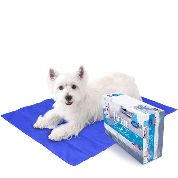 TAPETE GELADO PET COOLING MAT CHALESCO GRANDE