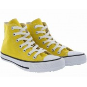 TÊNIS CONVERSE ALL STAR CANO ALTO AMARELO VIVO CT04190034