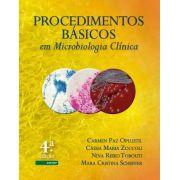 PROCEDIMENTOS BÁSICOS EM MICROBIOLOGIA 4ª EDIÇÃO - LANÇAMENTO*