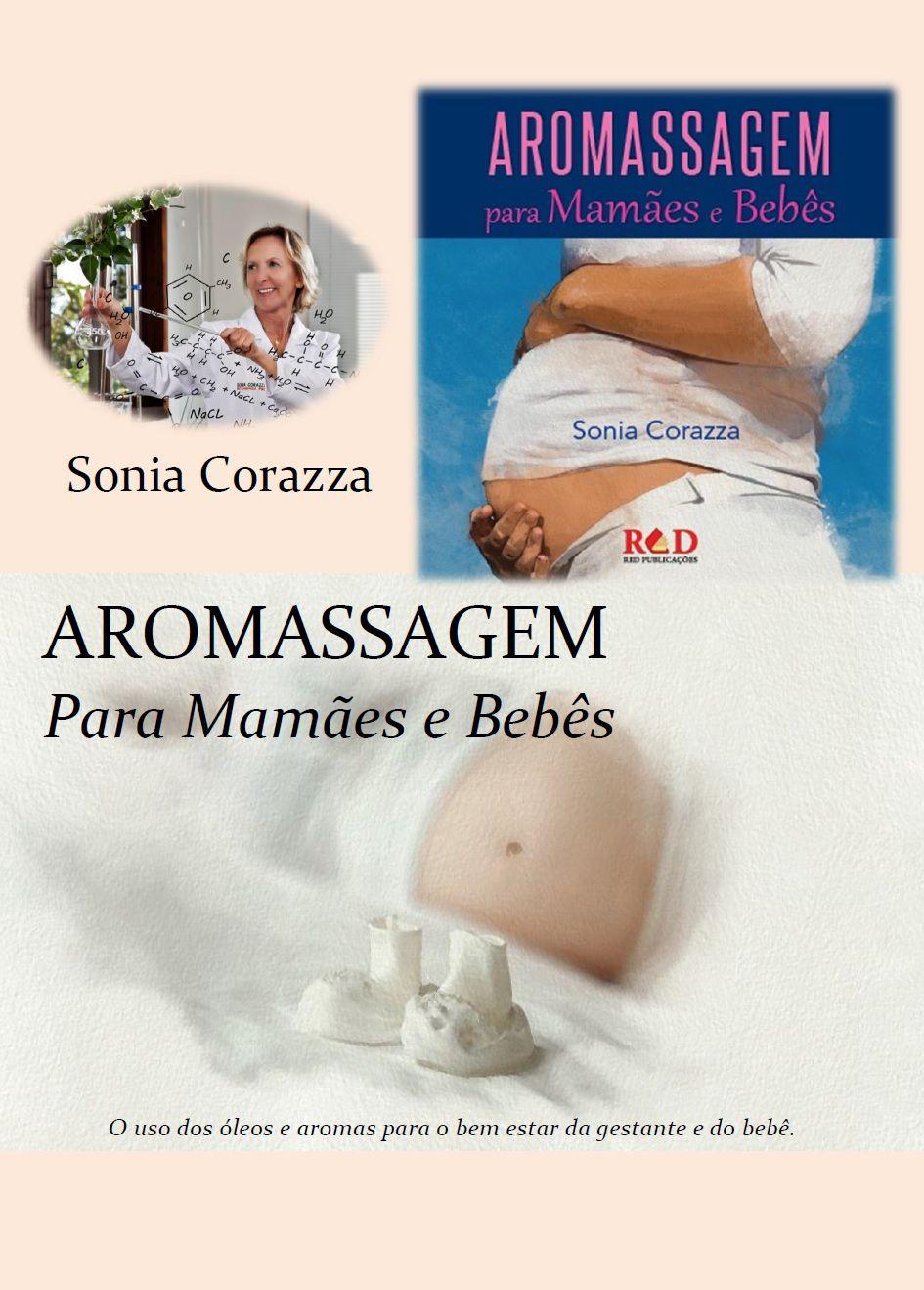 AROMASSAGEM PARA MAMÃES E BEBES