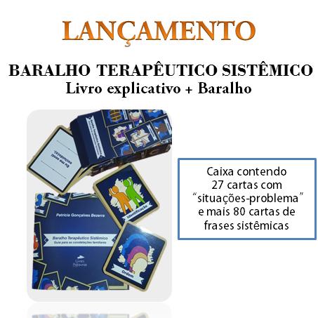 Baralho Terapêutico Sistêmico - guia para as constelações familiares Livro + Cartas