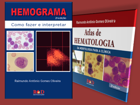 COMBO BIOMED - ATLAS DE HEMATOLOGIA + HEMOGRAMA:como fazer e interpretar