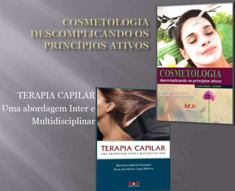 COSMETOLOGIA + TERAPIA CAPILAR