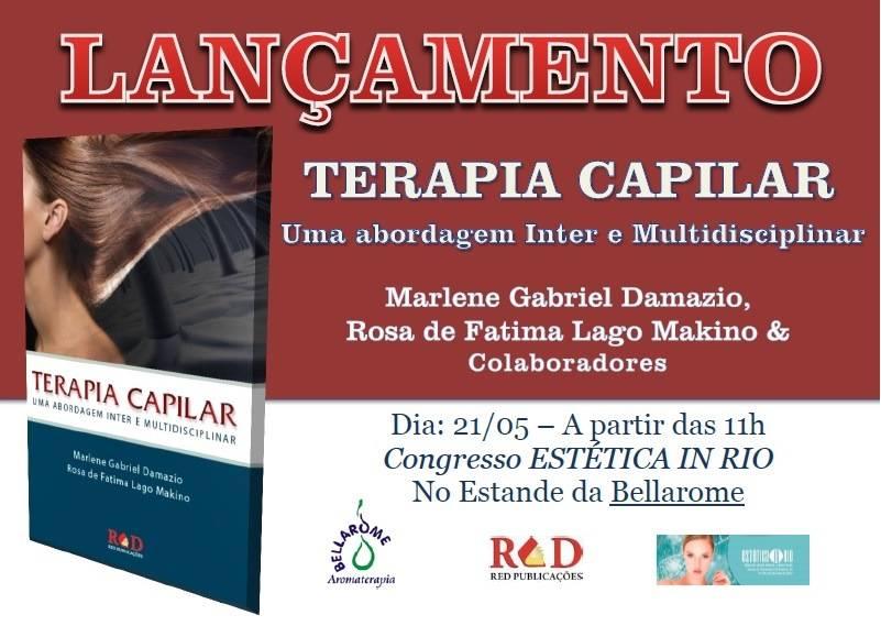 TERAPIA CAPILAR - Uma abordagem Inter e Multidisciplinar