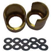 Bocais + 1 Kit Pulsômetros para Chopeiras - Art Chopp