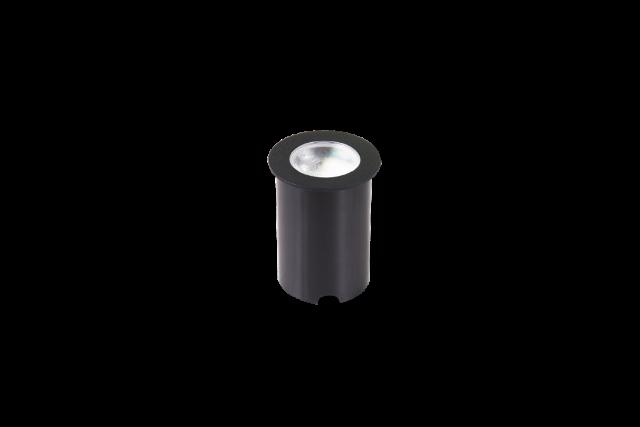 BALIZADOR DE SOLO GARDEN 1,8-8W LED 2700K BIVOLT - ROMALUX