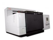 Scanner A3 Kodak i5250 - 150 ppm, ADF para 750 folhas e Ciclo diário: Sem limite