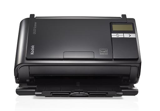 Scanner A4 Kodak i2620 - 60 ppm, ADF para 100 folhas e Ciclo de 7000 folhas/dia