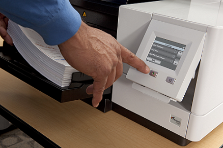 Scanner A3 Kodak i5650 - 180 ppm, ADF para 750 folhas e Ciclo diário: Sem limite