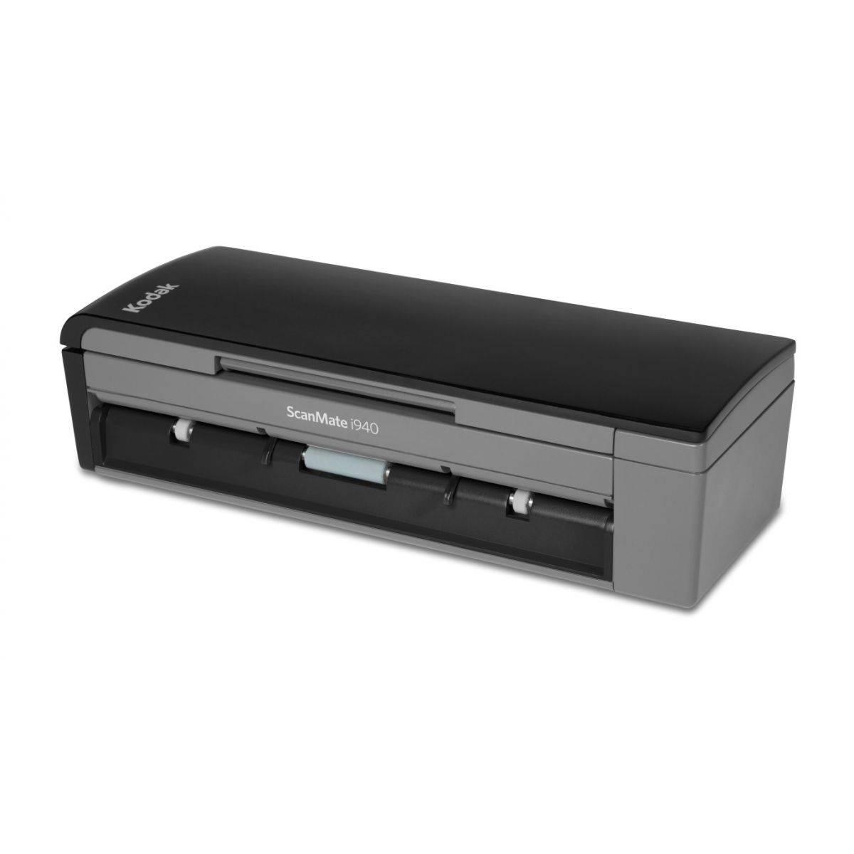Scanner Portátil A4 Kodak ScanMate i940 - 20 ppm, ADF 20 folhas e Ciclo de 1000 Folhas/dia