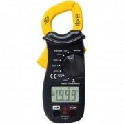 Alicate Amperâmetro Digital 27mm (Black Jack T855)