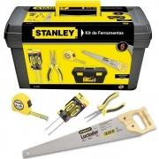 Kit de Ferramentas Manuais Stanley 6 peças (Stanley ST-KIT3)