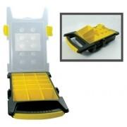 Organizador Profissional 15 Compartimentos 210x338x62mm (Black Jack MJ-2046)