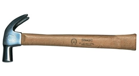 Martelo Stanley Ferradura 25 mm (200g) (Stanley 51-426S)