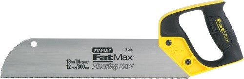 Serrote FatMax p/ Piso Laminado e Madeira (Stanley 17-204)