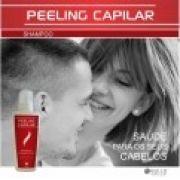 Combo Peeling Capilar - 120 ml Shampoo + 50 ml Tônico Capilar