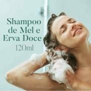 Shampoo Mel e Erva Doce