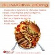 Silimarina 200mg - 60 cápsulas