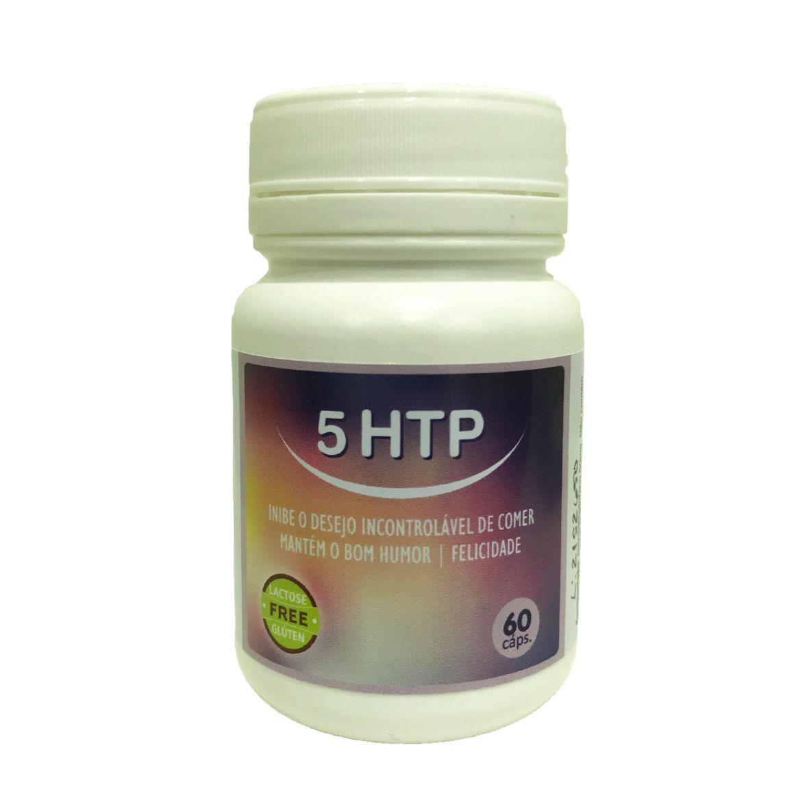 5HTP - Cápsulas da Felicidade