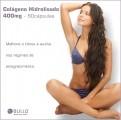 Colágeno Hidrolisado 400mg 60 Cápsulas  - Bulla Farmácia de Manipulação