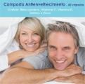 Composto Antienvelhecimento - 60 cápsulas   - Bulla Farmácia de Manipulação