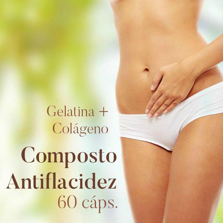 Composto Antiflacidez - 60 cápsulas
