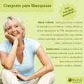 Composto Para Menopausa - 60 cápsulas  - Bulla Farmácia de Manipulação