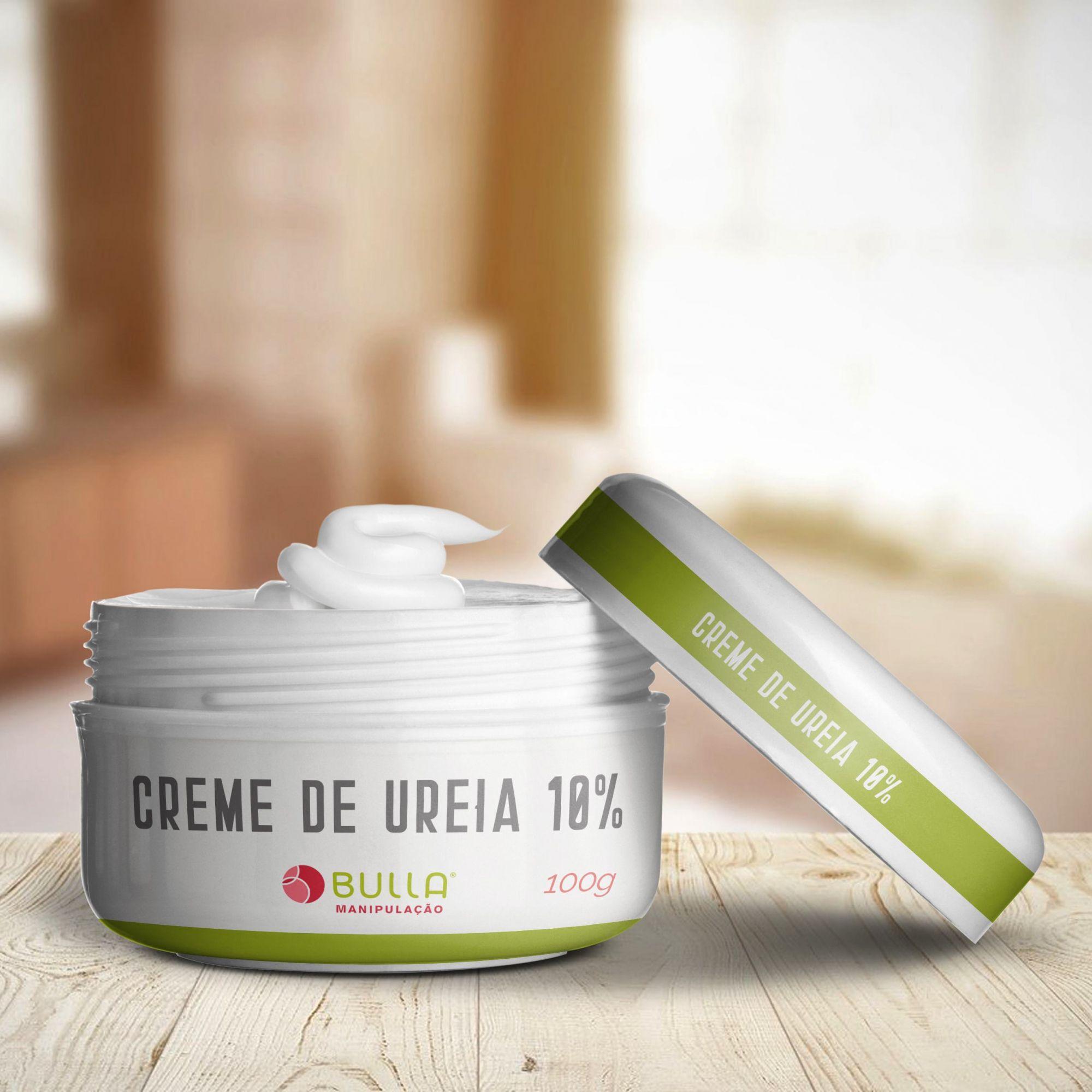 Creme de Ureia 10% - 100 g