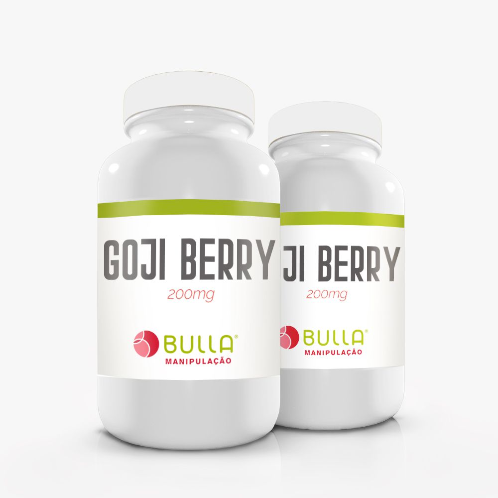 Goji Berry - 200mg