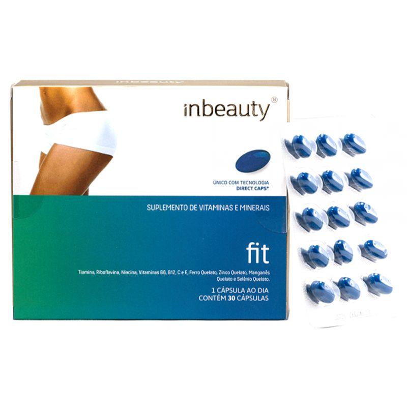 Inbeauty - Fit 500mg  - Bulla Farmácia de Manipulação