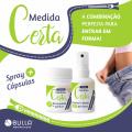 Kit Medida Certa - 60 Cápsulas e 50 ml Spray Bucal com Gynema  - Bulla Farmácia de Manipulação