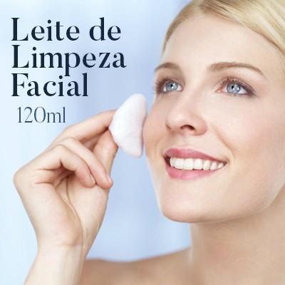Leite de Limpeza Facial - 120 ml