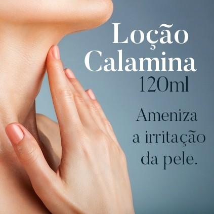 Loção Calamina - 120ml