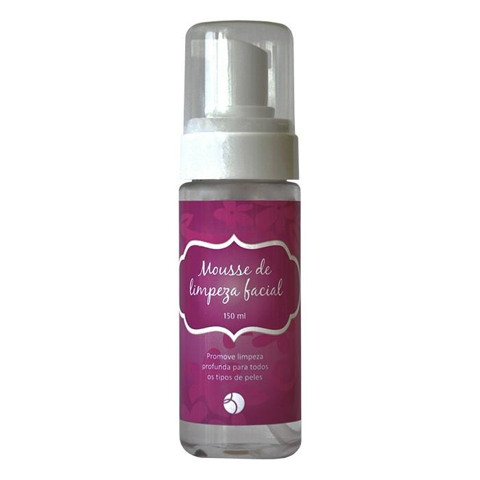 Mousse de Limpeza Facial 150 g  - Bulla Farmácia de Manipulação