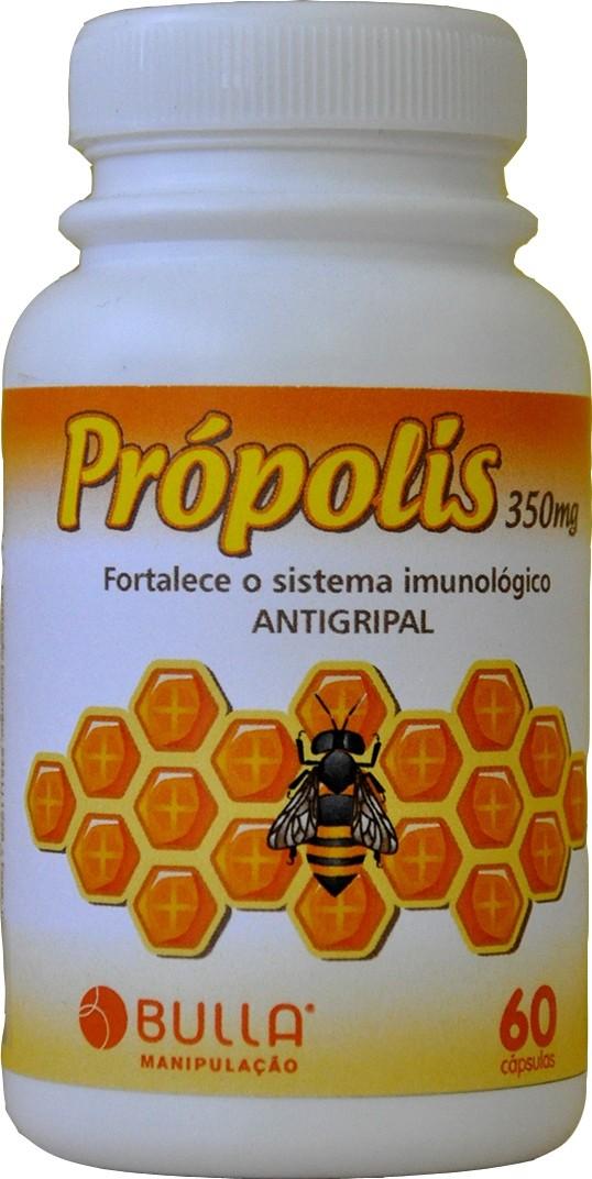 Própolis em Cápsulas - 60 cápsulas