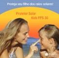 Protetor Solar Kids FPS 30  - Bulla Farmácia de Manipulação