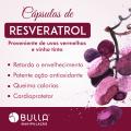 Resveratrol em cápsulas  - Bulla Farmácia de Manipulação