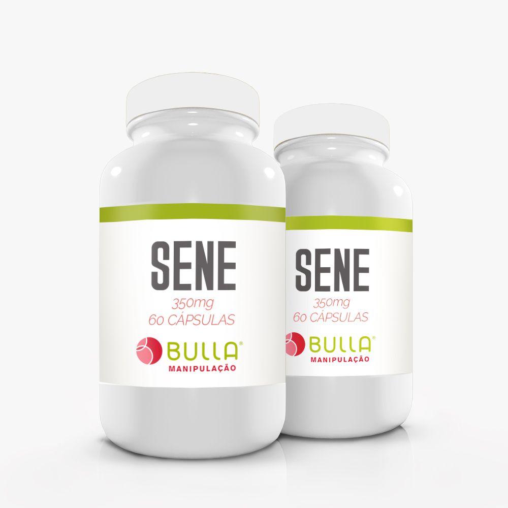 Sene 350 mg - 60 cápsulas