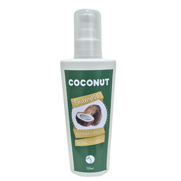 Shampoo Coconut - 150ml