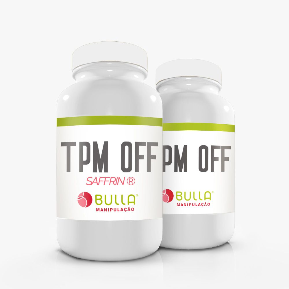 TPM OFF - 30 cápsulas