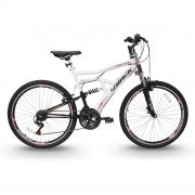 Bicicleta Track Bikes  Boxxer New Mountain Bike Aro 26 Seminova